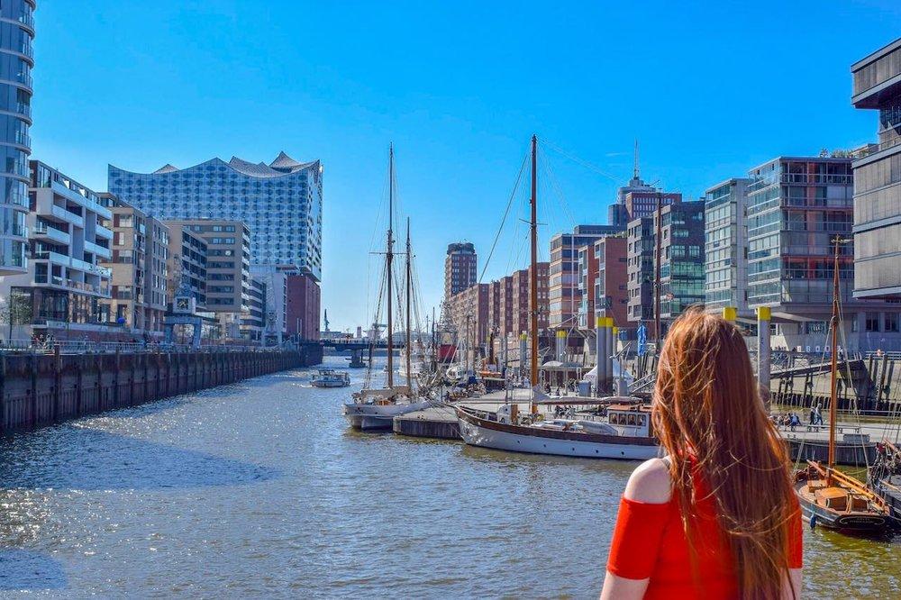 Hamburg: the perfect weekend getaway -