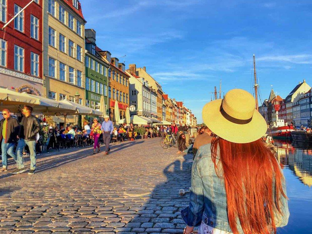 Copenhagen city guide -