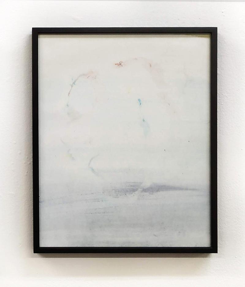 Dies , 2018 30cm x 24cm Watercolour on HP Fabriano paper