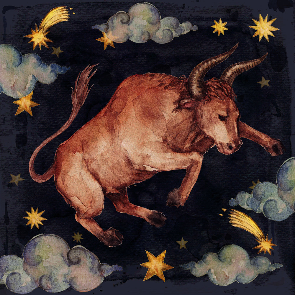 Taurus - seat of the Universe