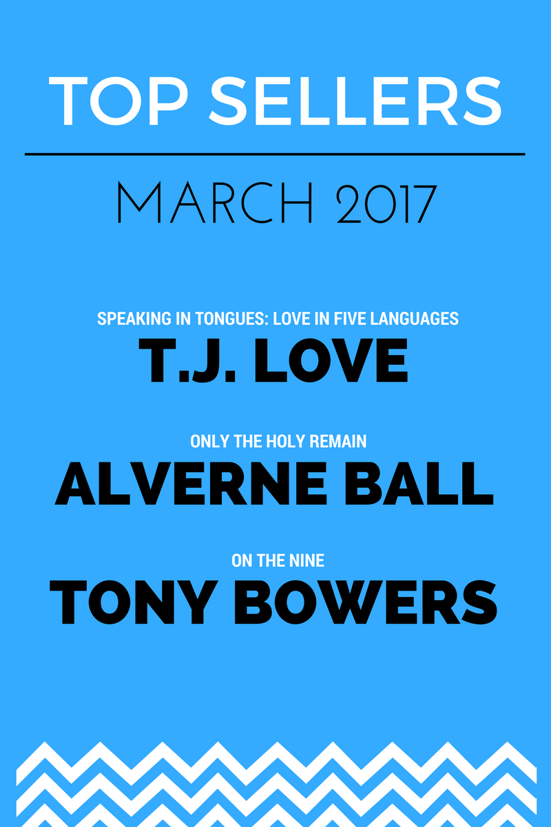 Tagged: Top Sellers, Tj Love, Alverne Ball, Tony Bowers