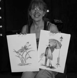 Sheila Reynolds   Sheilaannsheila.sr@gmail.com    Watercolor by Sheila  Beginning Watercolor Class. Learn how to create with watercolor while enjoying laughter and fellowship. Group meets the  3rd Sunday of each month.    Meeting Location:  5631 Birch Road Colcord, Oklahoma
