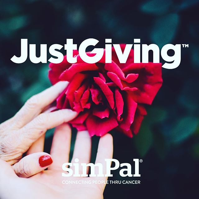 Now you can donate to us with our @justgiving page, the world's leading online fundraising platform, helping charities to make more with @gift_aid. simPal's purpose is to assist in the relief of poverty by those living with cancer.
