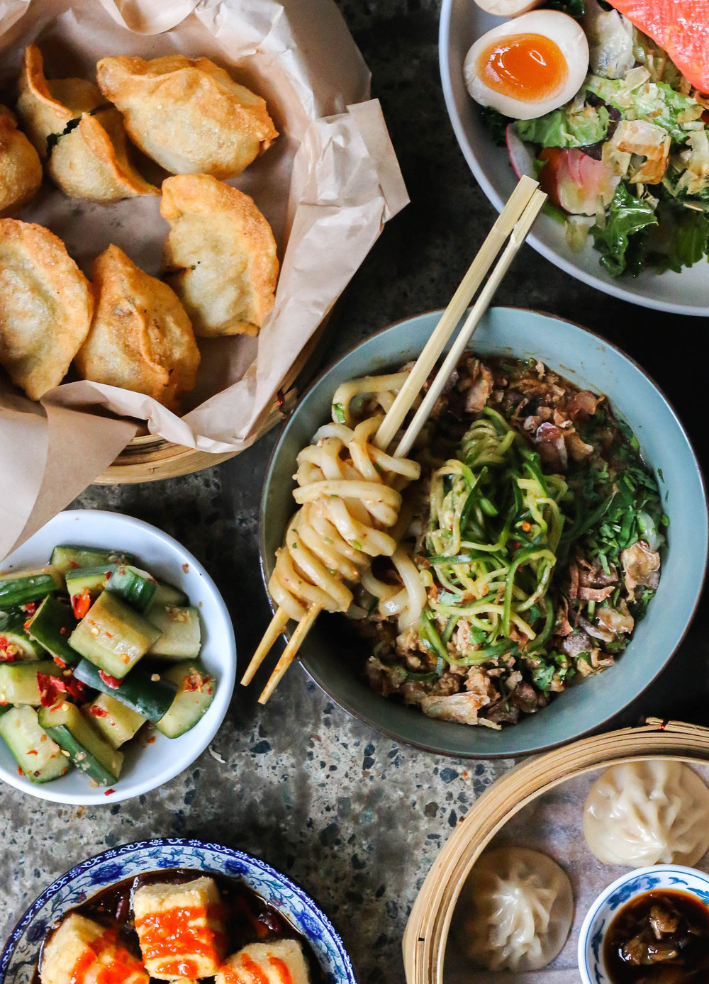 HERITAGE ASIAN EATERY TO OPEN SECOND LOCATIONAT 382 WEST BROADWAY THIS FALL - MAY 24, 2018Heritage Asian Eatery Chef and Co-owner Felix Zhou and partners Natasha Romero and Paul Zhang will bring their modern spin on Far East-inspired fare to a new neighbourhood this fall when they open the doors to a second location of the popular downtown restaurant at 382 West Broadway.Located in the burgeoning Mount Pleasant district, the new addition to the Heritage family will occupy a 2,300-sq.-ft. licensed space with seating for 40 guests. The second counter-service outpost will offer the same casual, communal atmosphere for sit-down and take-out lunch and dinner that has made the original location at 1108 West Pender St. a must-try dining destination since it opened in 2016.