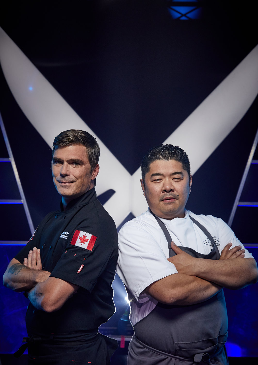 BOULEVARD KITCHEN'S ALEX CHEN TO COMPETE ON THE FOOD NETWORK CANADA'S IRON CHEF CANADA - November 1, 2018Boulevard Kitchen & Oyster Bar Chef Alex Chen will test his culinary mettle against Canadian Iron Chef Hugh Acheson when he steps into Kitchen Stadium on the latest episode of The Food Network Canada's inaugural season of Iron Chef Canada next Wednesday, November 7 at 7 p.m. PST.Chen will have one hour to prepare five dishes comprising a showcase ingredient that is announced at the start of the show. Both competing chefs will then present their dishes to a panel of three celebrity judges that will ascribe points to each chef based on first dish, taste, plating, originality and a surprise 'culinary curveball' ingredient.