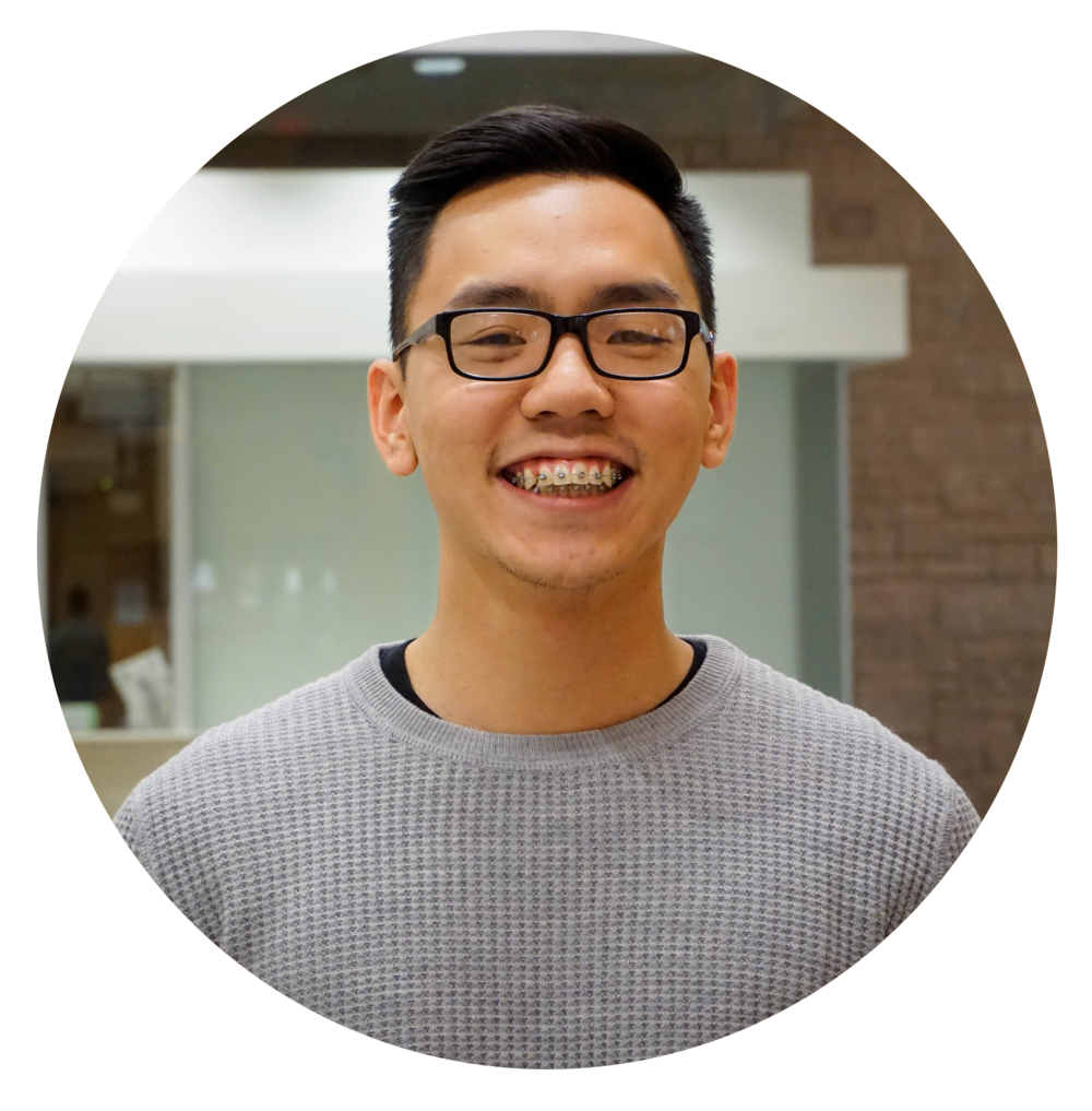 Steven Bui, PM of Project FLY
