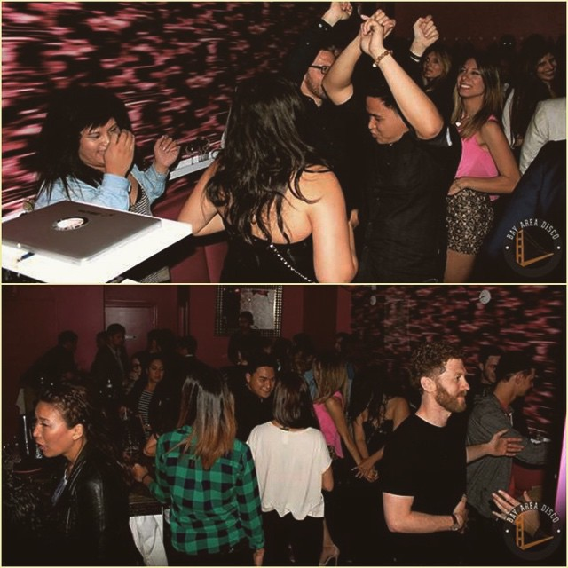 Thanks to everyone that came out last night! We had an amazing time 🙏 #bayareadisco #downtowndisco #romperroom #disco #soul #funk #house #sf #sfnightlife #danceparty