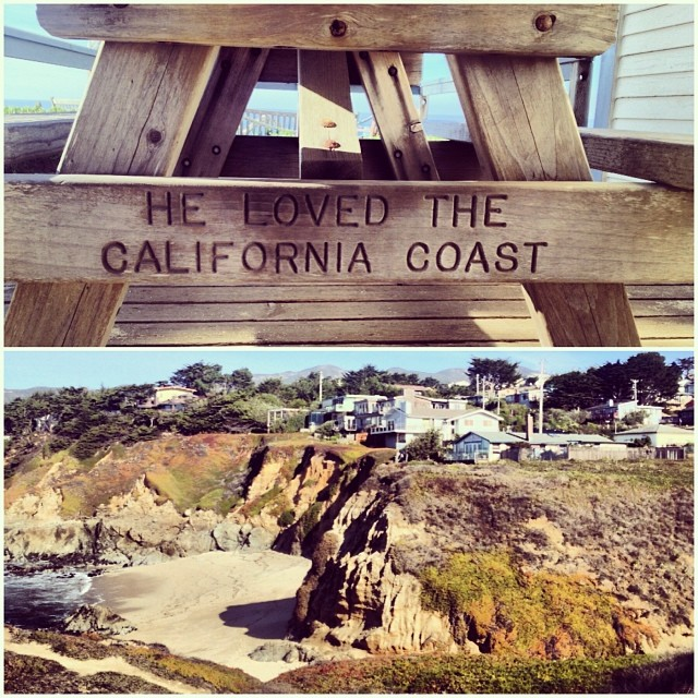 I DO LOVE! #montara #california #beachlife #bayarea 😎