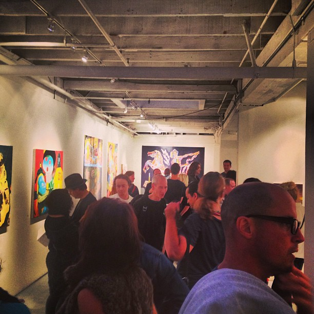 Yerba Buena Gallery Walk #SF #art