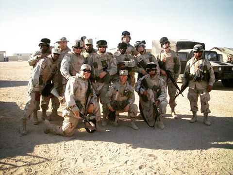 Thanks to the crew I served with, def was an amazing experience! Also, thanks to all the veterans who served this great country. May God continue to bless y'all! (at Iraq)