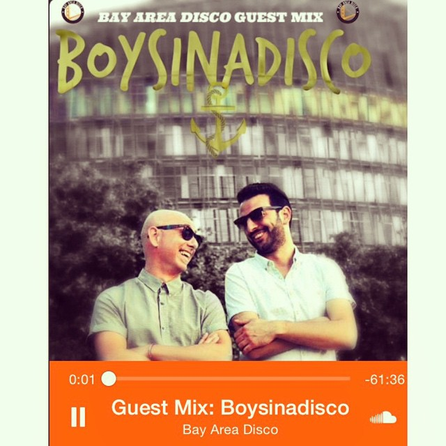 """It's about to be international! The Barcelona duo @boysinadisco have provided us with a great mix to get your summer rolling! Featuring some personal favorites like Jazmine Sullivan """"Don't Make Me Wait,"""" Constantinne & Felten """"Never Really Comes For Free"""" (Original Mix)and Misha Klein's """"Feel So Good (Wan Roux Remix). Press play and enjoy the ride! Be sure to check out their latest single """"Come Back To Me"""" featuring Sara Williams out on Beatport! #fuego #barcelona #spain #bayarea #SF #cali #djs #producers #disco #discohouse #nudisco #dance"""