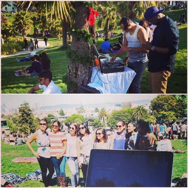 Safe to say we had an amazing Sunday! #dolorespark #sanfrancisco #wethebest