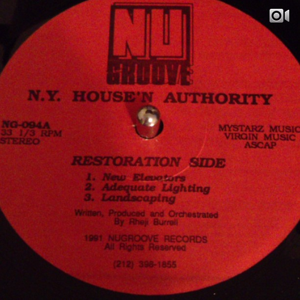 Found a nice little gem! Perfect starter beat - would sound amazing outdoors #justsaying #classichouse #newyorkhouse #housemusic #vinyl #record #nugroove