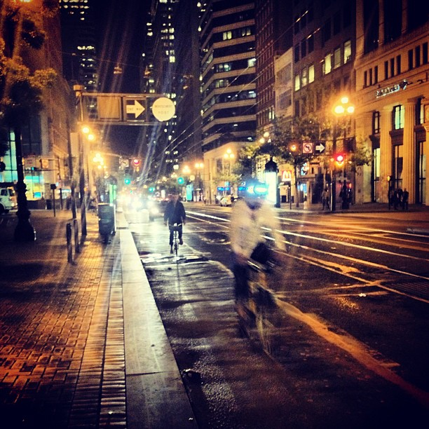 Downtown shots! #SF #marketstreet #thecity