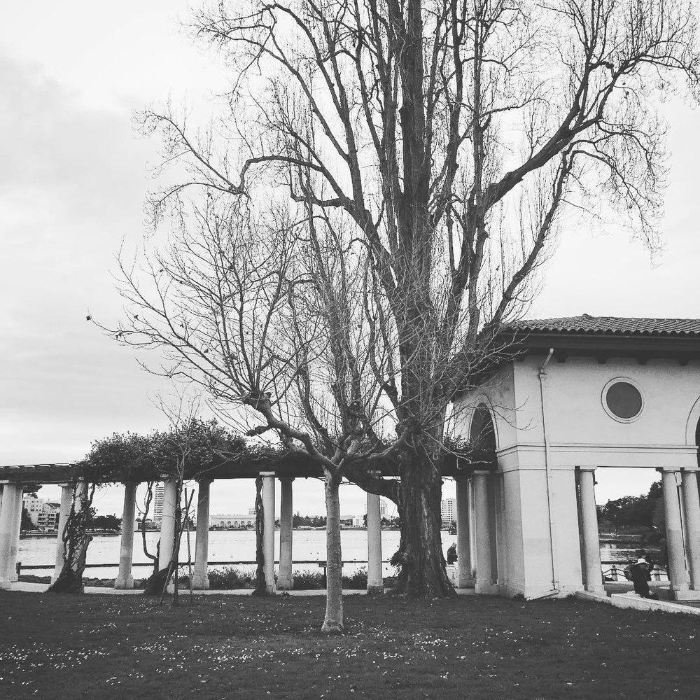 Waiting for summer….. 🙃 (at Lake Merritt, Oakland CA)