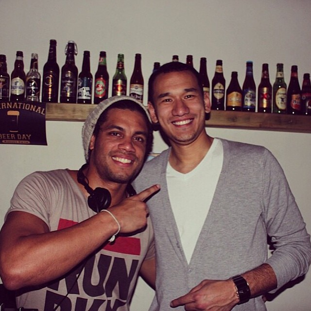 Birthday shoutout to my best friend @maxatlarge, keep doing big things. Who would've thought we would've been where we are now since them downtown days. Love you homie! Proud of everything that you are accomplishing! Be sure to follow @themeatballcompanybj if you're ever in Beijing! #greatness #keepstriving #success