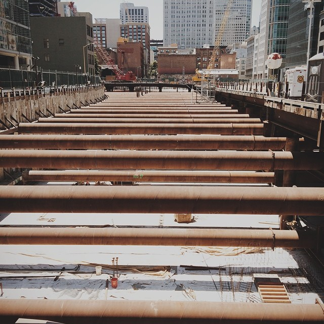 This San Francisco Boom is real! #techies #salesforce #twitter #transbayterminal #linkedin #ava #sfmoma #foundry #trinityplace #midmarket #100vanness Makes you wonder if the tech bubble is going to burst sooner or later? 😏