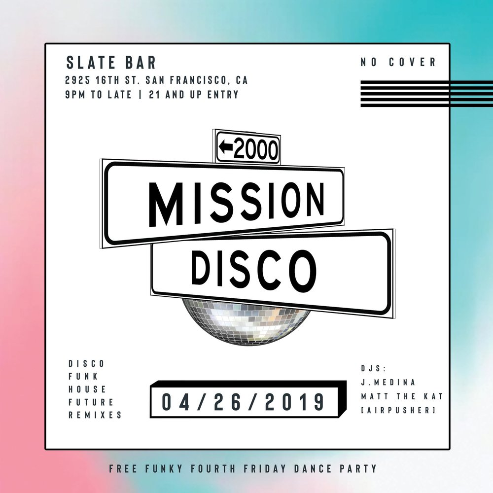 Events — Bay Area Disco