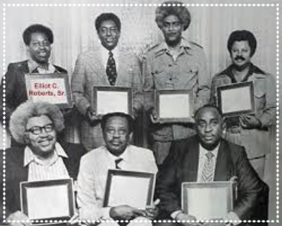 NAHSE has St. Louis roots! What is now known as Myrtle Hilliard Davis Comprehensive Health Centers Inc was a founding institution. (Morris Henderson, Project Director, is seated on the far right.)   MHDCHC is currently an institutional NAHSE member.