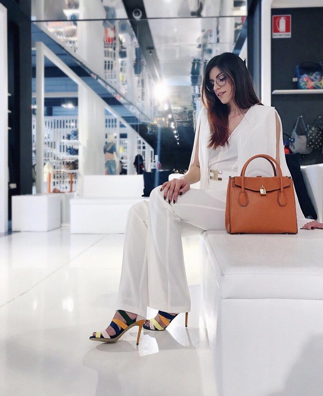 Outfit E. Franchi, Bag Michael Kors, Scarpe My Twin