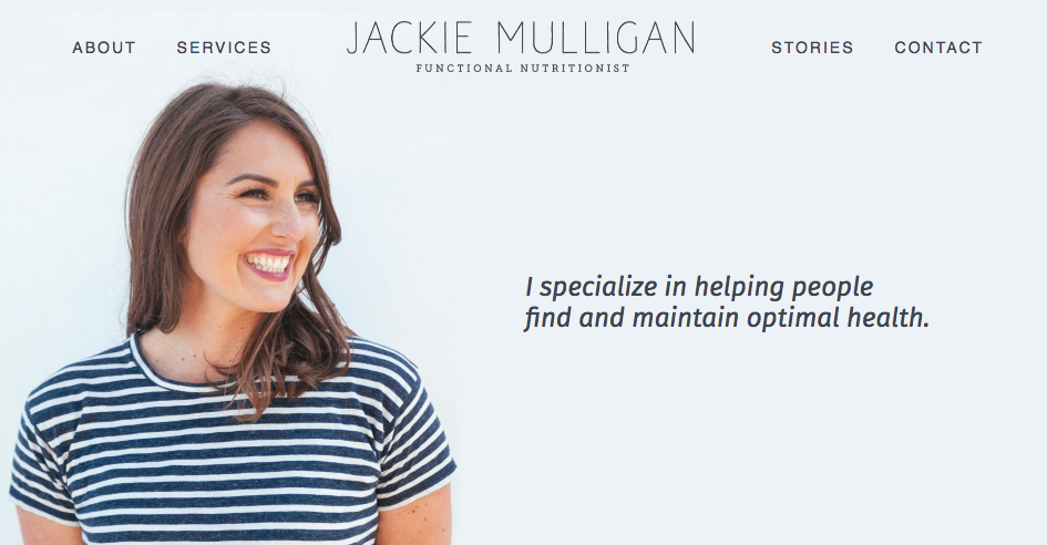 Jacqueline Mulligan   - Functional Nutrition