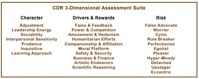 Leadership Assessment - The assessment is a deep dive into what kind of leader you are.