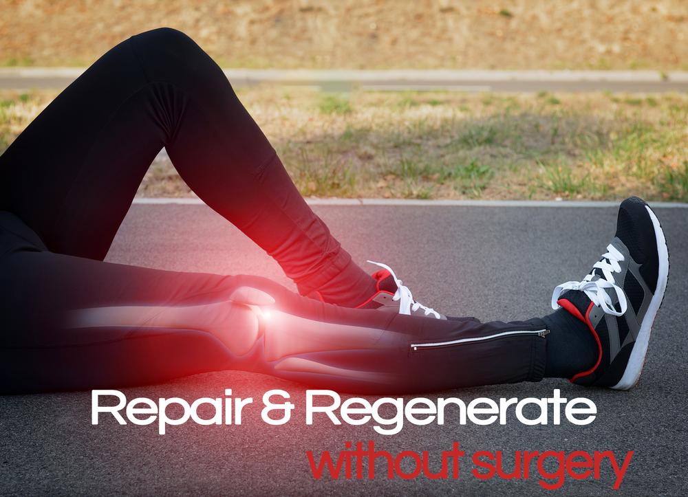 Repair & Regenerate