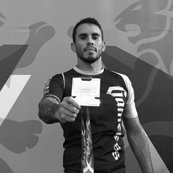 Professor Erick is a 2nd degree BJJ Black Belt who is originally from Rio de Janiero. He holds many titles such as a Brazilian National Championship. His is a footlock and guard expert.
