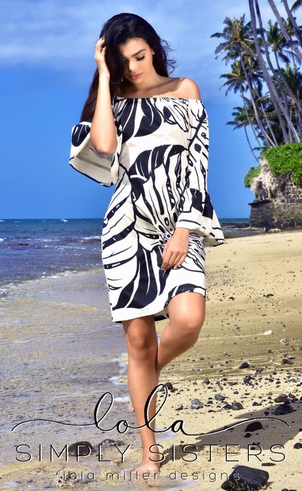 Hawaii Blouse