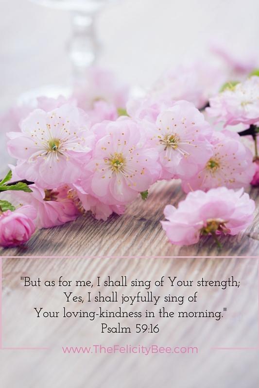 Psalm 59:16.