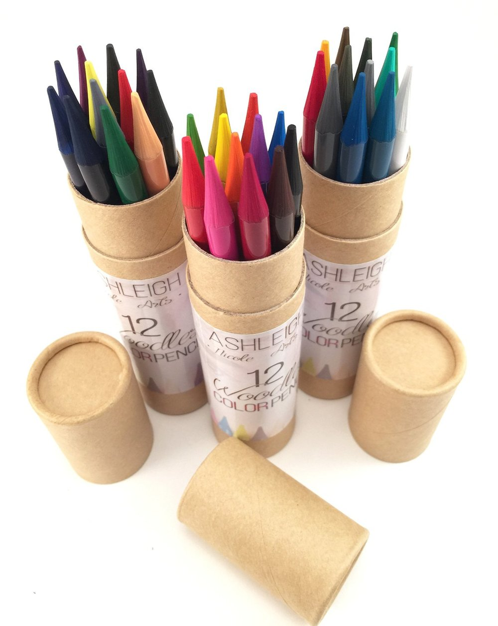 CLICK HERE  to purchase your Woodless Colored Pencils.