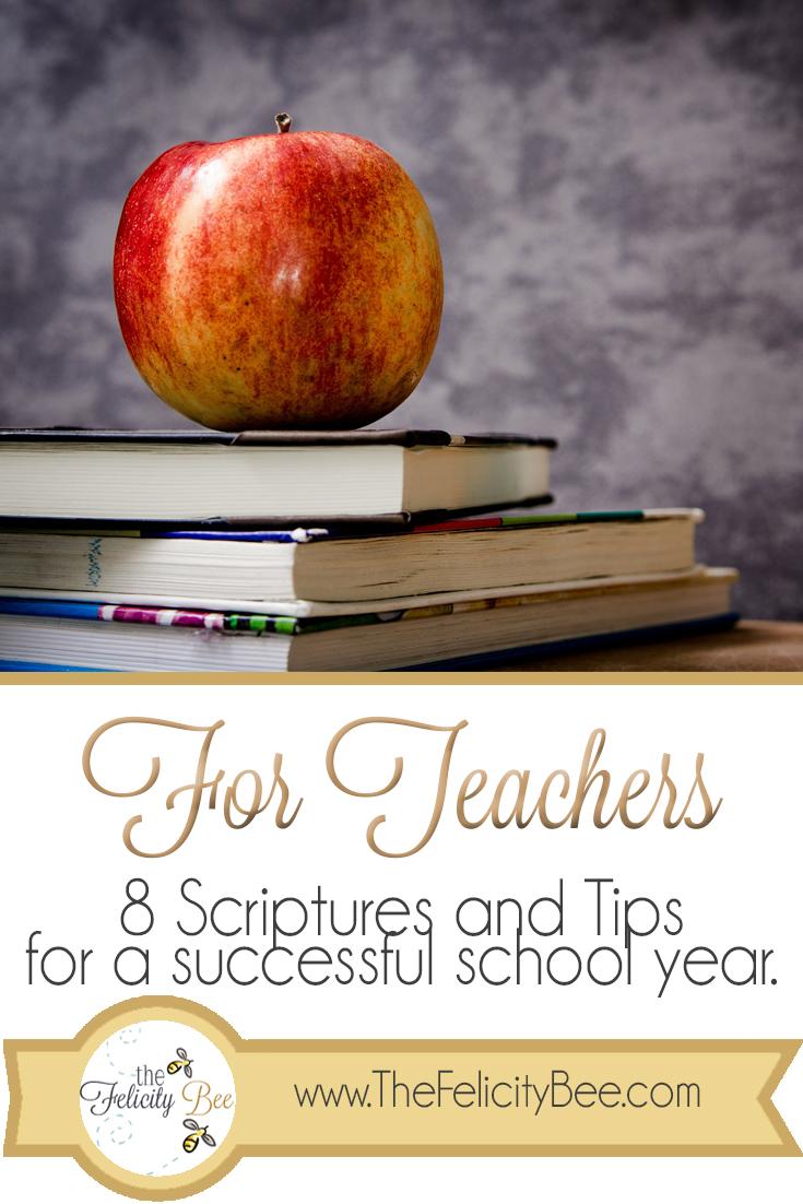 Scriptures for Teachers