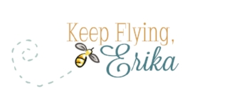 Keep Flying Erika Michelle