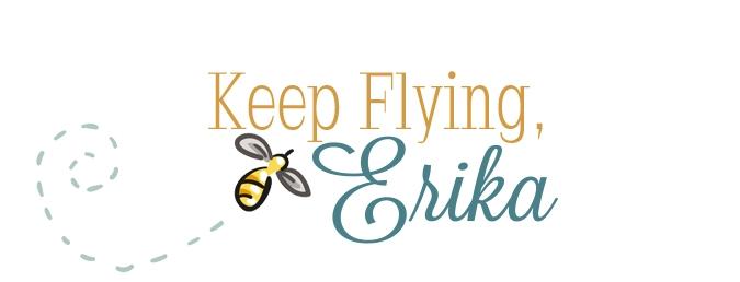 Keep flying. The felicity bee