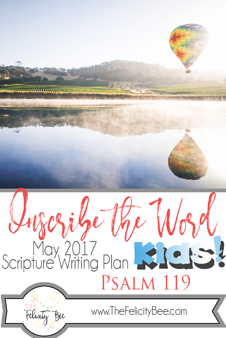Inscribe the Word for KIDS