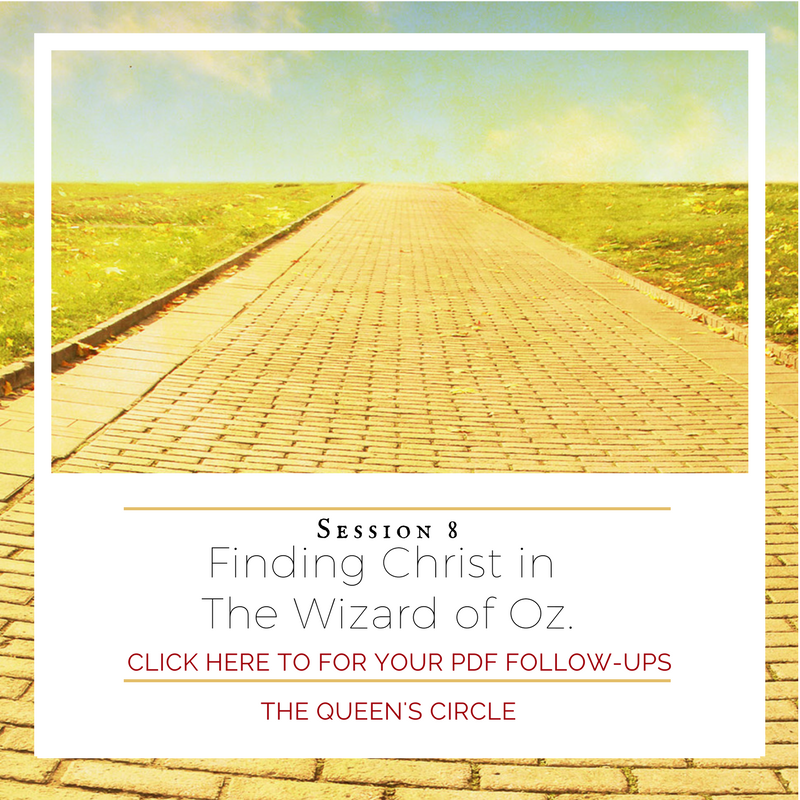 Finding Christ in The Wizard of Oz
