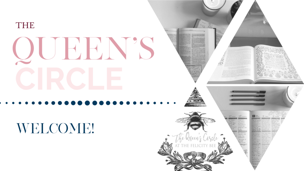 The Queen's Circle Virtual Bible Studies for Women