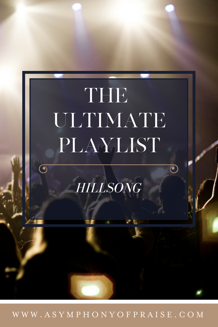 The Ultimate HILLSONG Playlist
