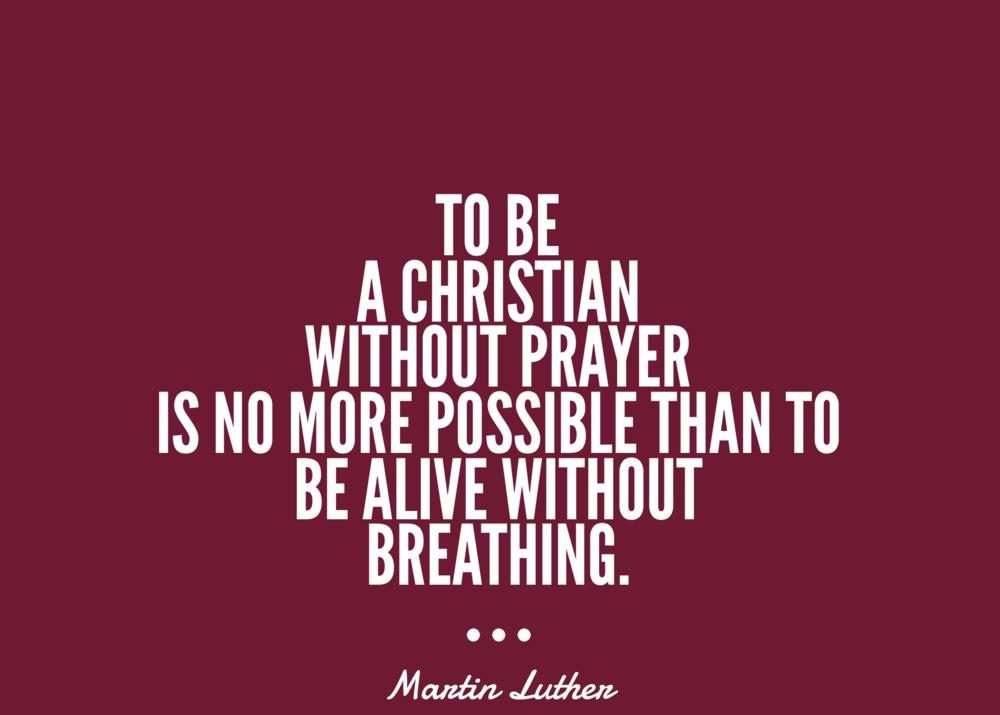 Prayer-Martin-Luther