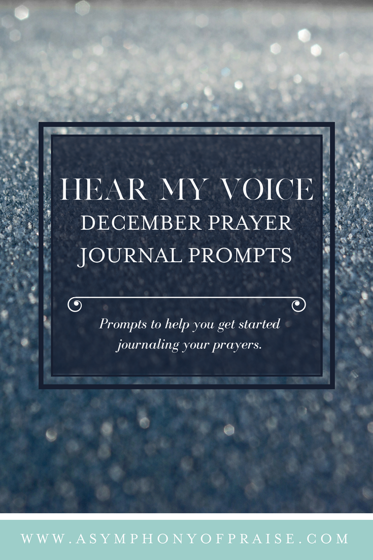 I pray that these Prayer Prompts will help give you a boost in cultivating a vibrant prayer life with Jesus. Use them for prayer journaling!