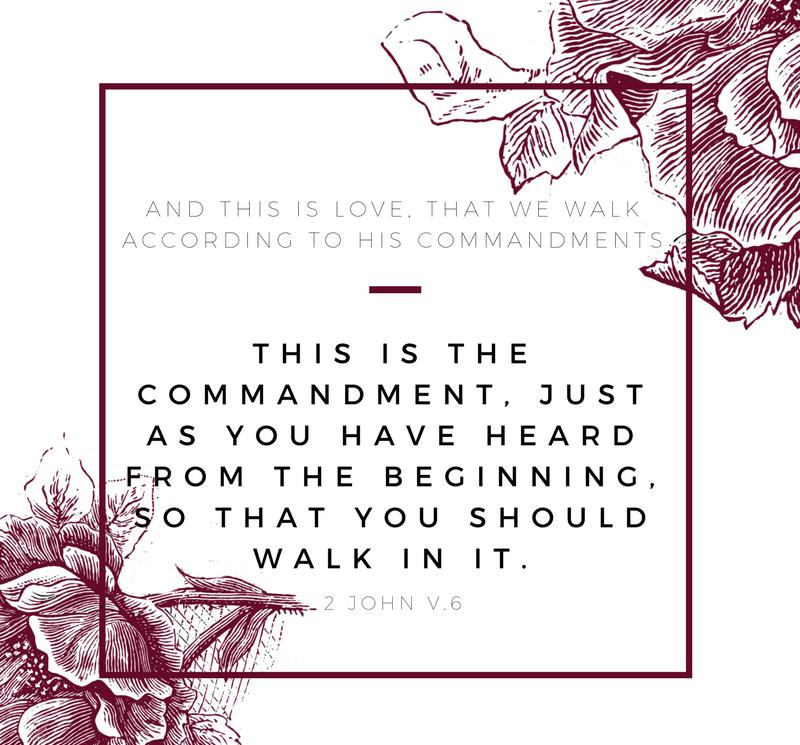 2 John verse 6