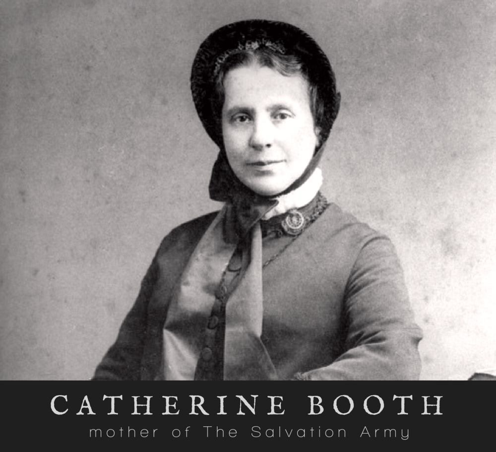 Join us for a five-part series at The Felicity Bee as we look at the lives of TEN CHRISTIAN WOMEN who changed the world. In Part 4, we will take a look at the life of Catherine Booth.