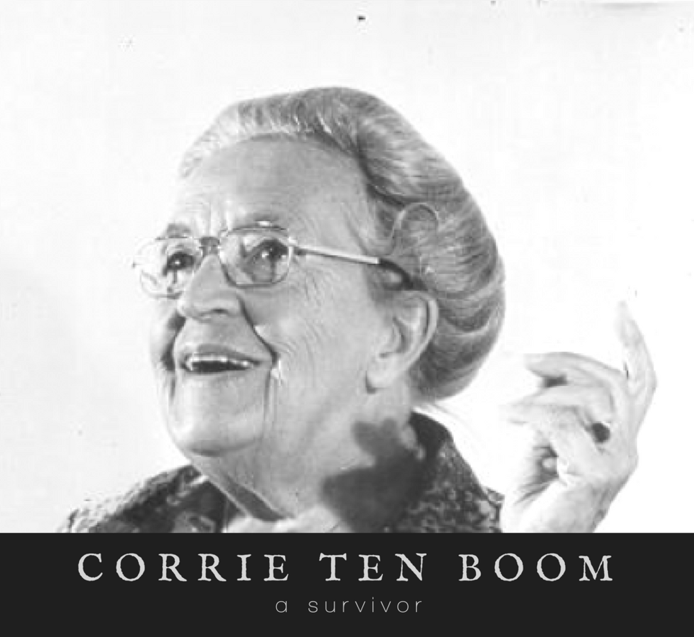 Join us for a five-part series at The Felicity Bee as we look at the lives of TEN CHRISTIAN WOMEN who changed the world. In Part 5, we will take a look at the life of Corrie Ten Boom.