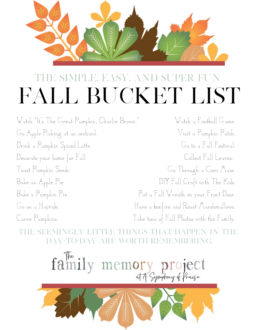 CLICK HERE TO DOWNLOAD YOUR BUCKET LIST.