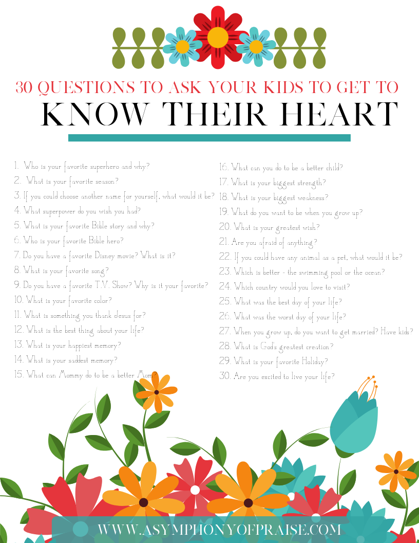CLICK HERE  to download your  30 Questions.    CLICK HERE  to download the original design.