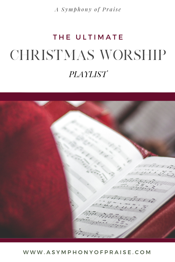 Click Here to Listen to this Christmas Worship Music Playlist. This Season of Christmas, give Him your worship and praise. Thank Him for the year He has given you, and for sending His Son; the reason for the season. Enter His gates with thanksgiving and enter His courts with praise!