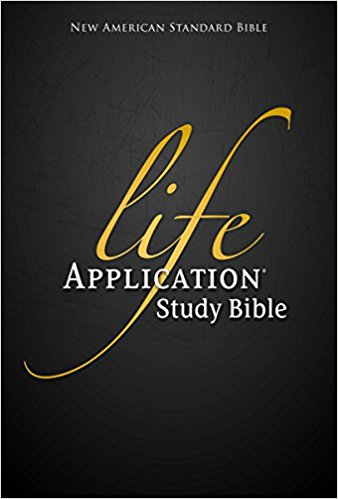 Life Application Study Bible Zondervan