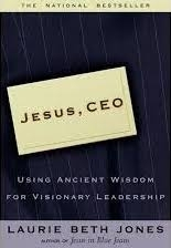 Jesus CEO buy Laurie Beth Jones