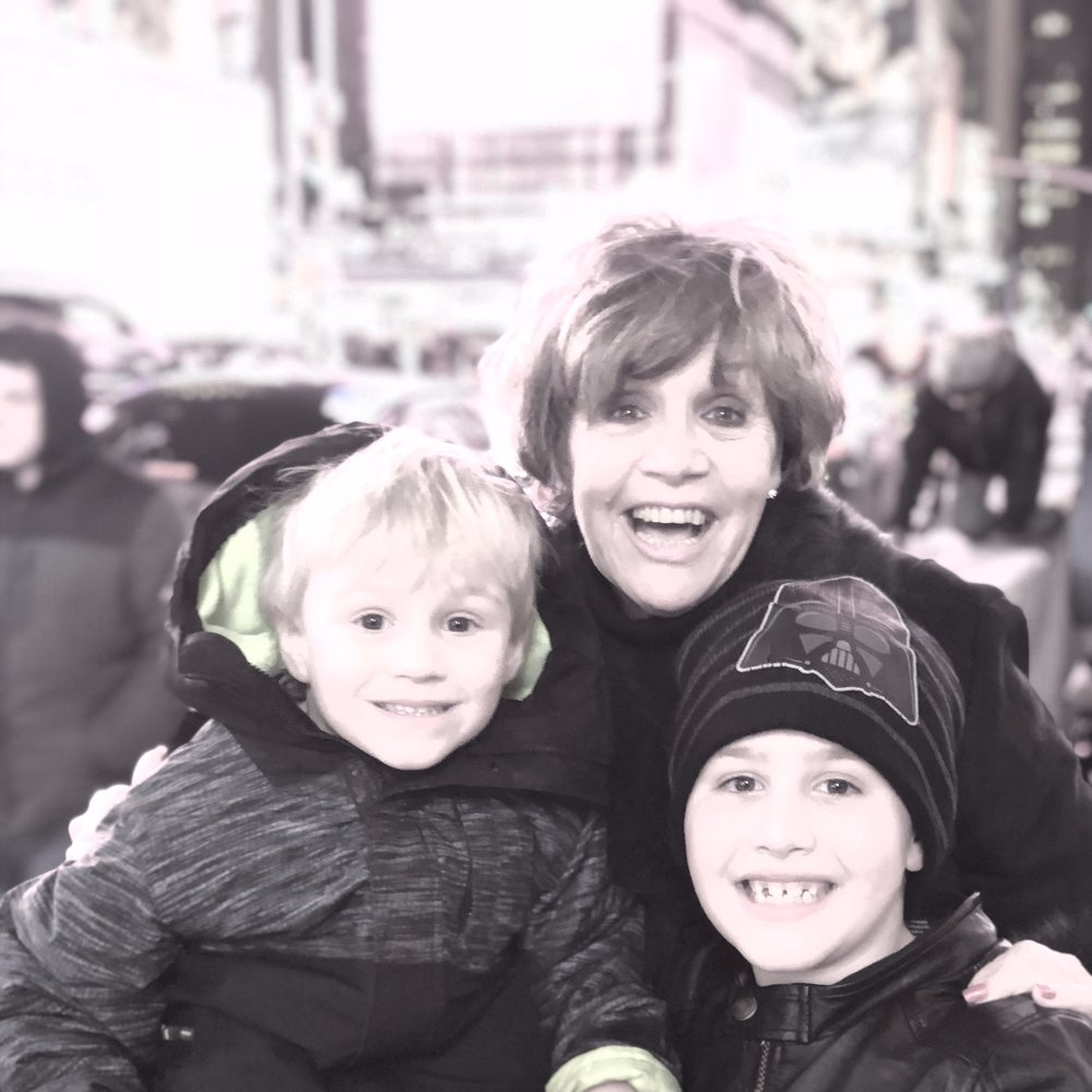 Our Family in NYC.