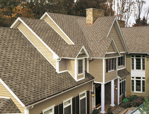 Roofing — All American Exteriors and Remodeling